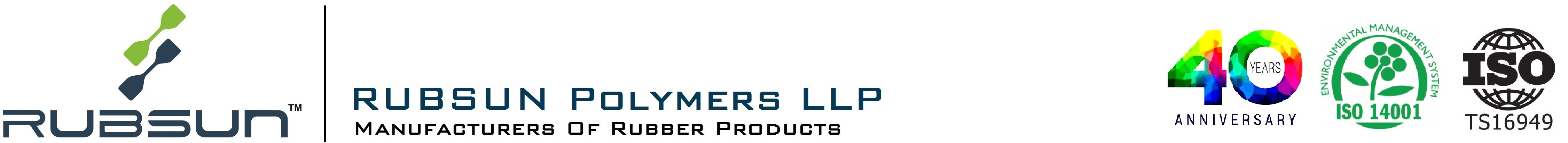 Rubsun Polymers LLP - Manufacturers of Rubber Products
